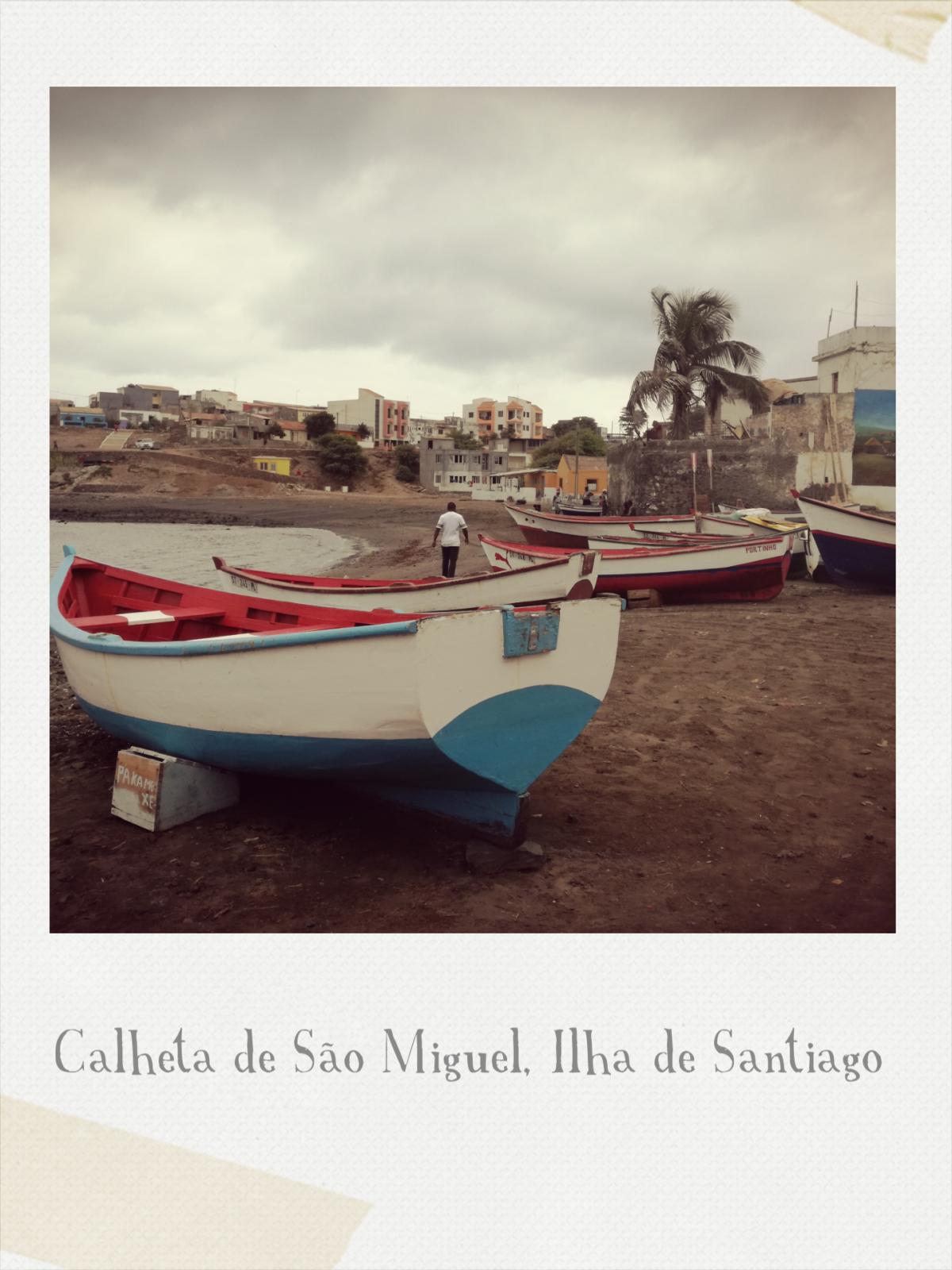 Calheta de São Miguel _ Ilha de Santiago, 4 febbraio