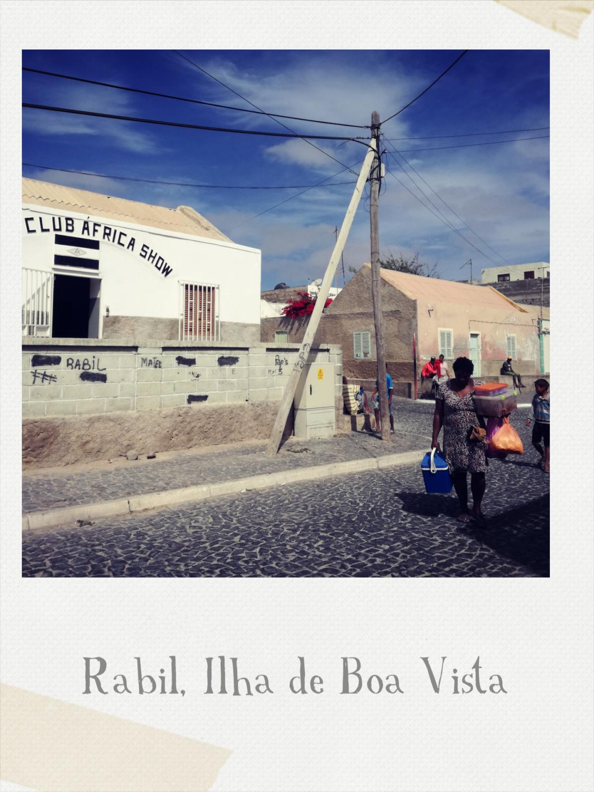 Rabil _ Ilha de Boa Vista, 6 febbraio