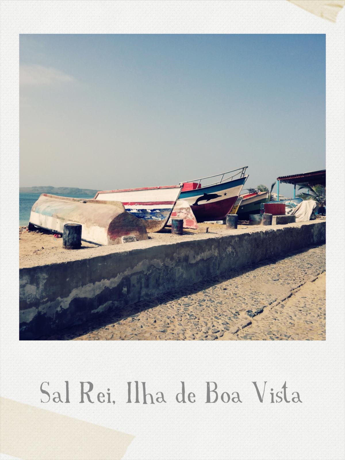Sal Rei _ Ilha de Boa Vista, 7 febbraio