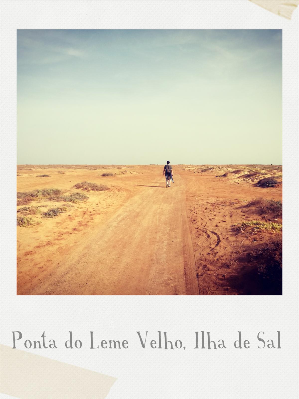 Ponta de Leme Velho _ Ilha de Sal, 9 febbraio