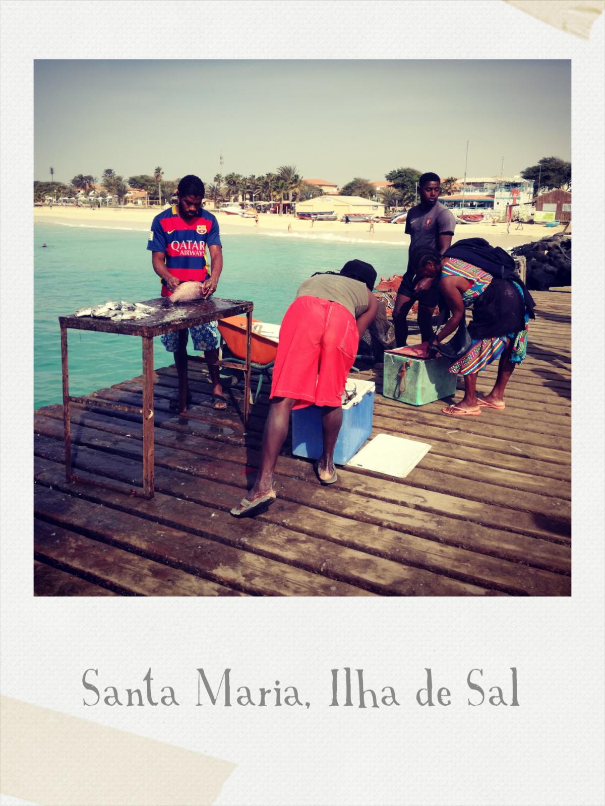 Santa Maria _ Ilha de Sal, 10 febbraio